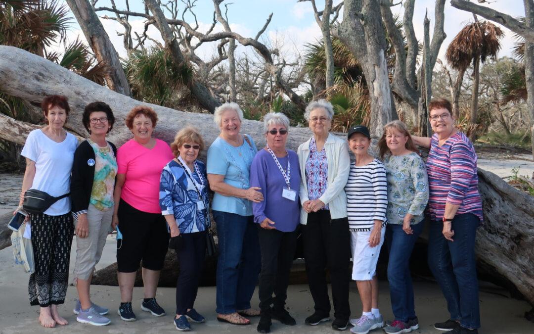 Lady Journey Seekers - Women's Travel Club